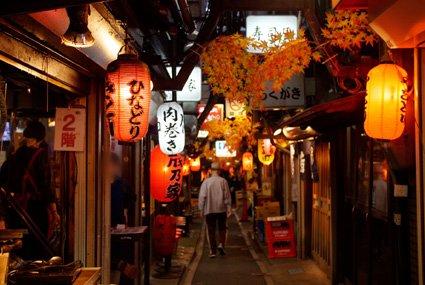 名古屋駅の飲食店を探す